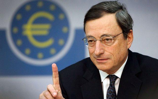Draghi: 'Recuperati tutti i posti di lavoro persi in crisi'