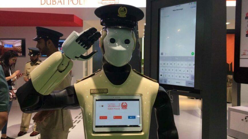 Robot Poliziotto