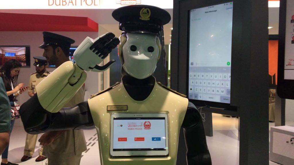 I Robot Sono Tra Noi. E Sono Poliziotti
