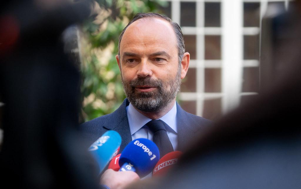 Edouard Philippe Francia
