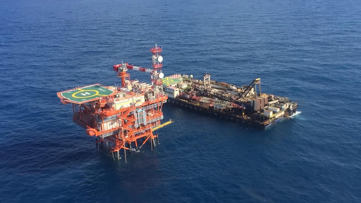 Egitto Petrolio