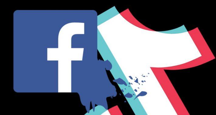 TikTok Facebook
