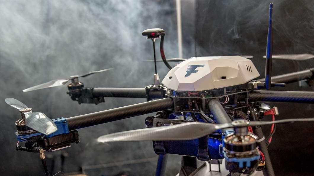 Drone flirtey