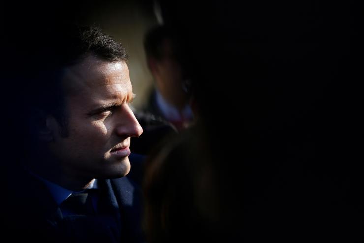 Macron coronavirus in Francia