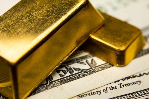 oro e dollaro