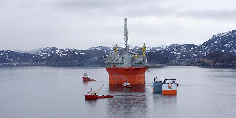 Petrolio come nata la piattaforma goliat startmag for Piani di piattaforma di piattaforma