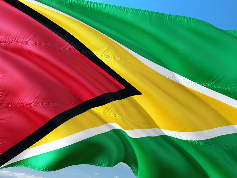 Guyana Petrolio