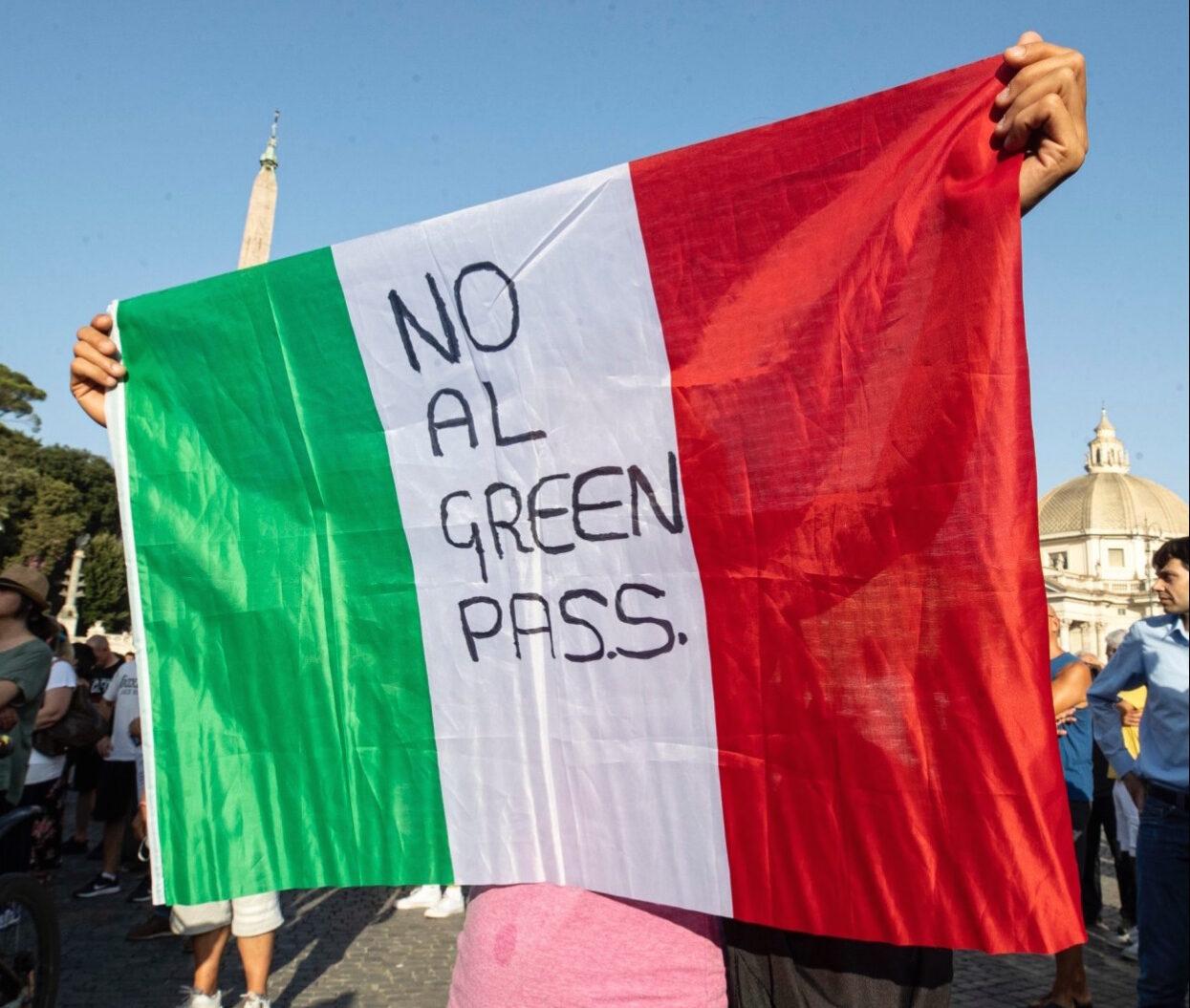 Proteste Green Pass