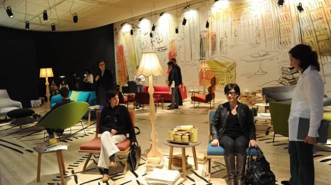 Salone del mobile di milano il made in italy che traina l for Fiera del mobile e del design milano