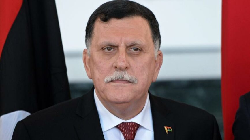 Fayez Serraj Libia