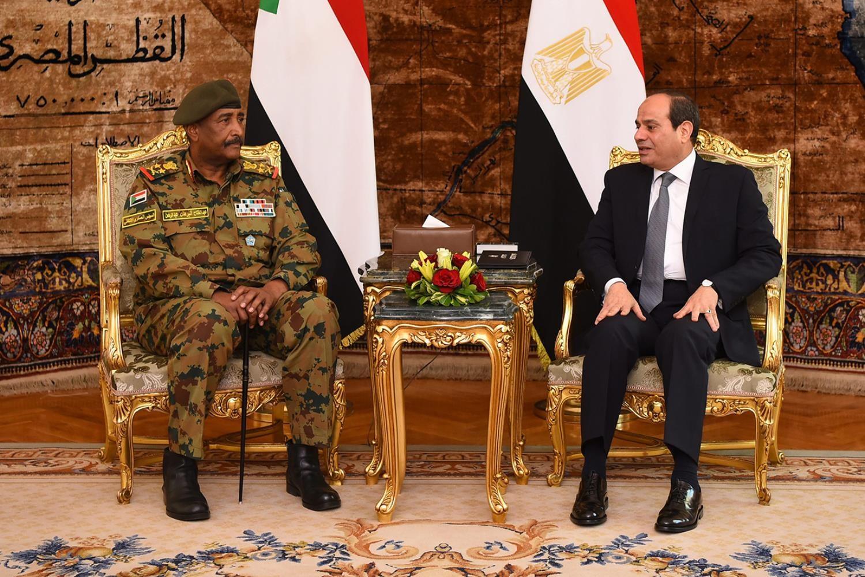 Sudan Egitto