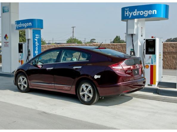 mobilità idrogeno