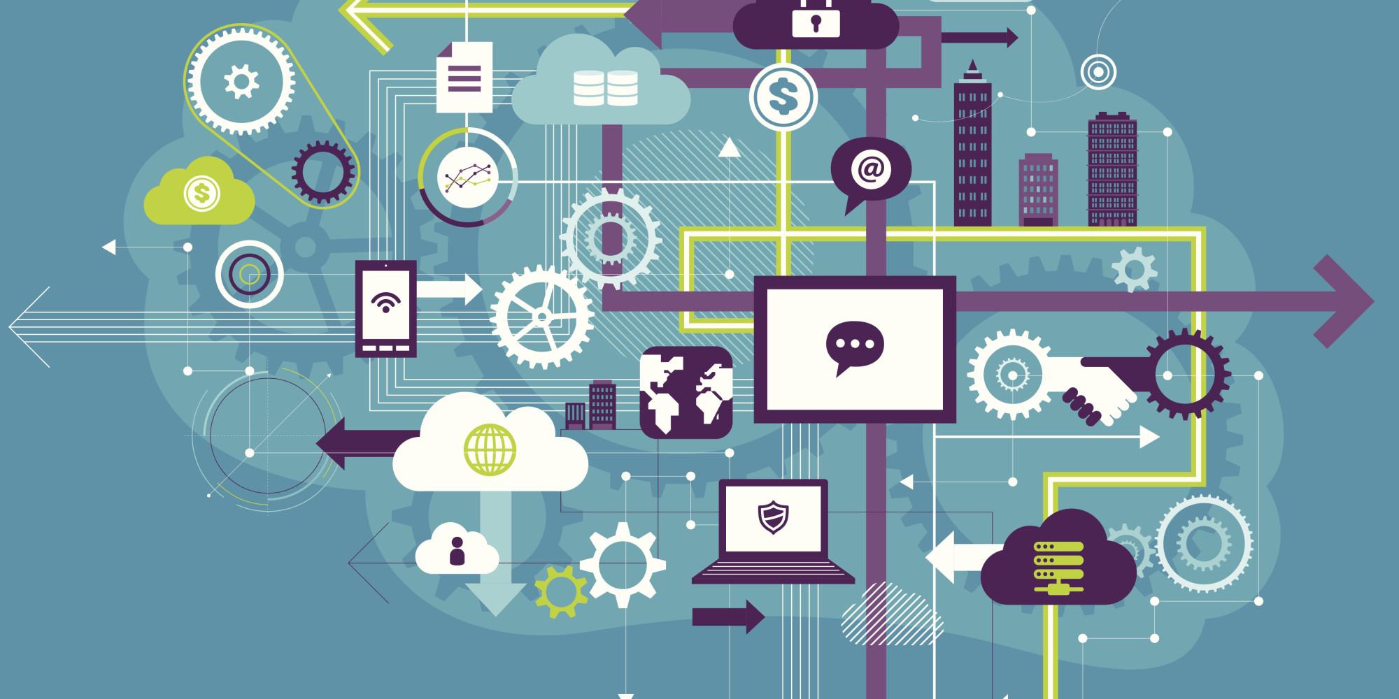 Internet Delle Cose: Un Mercato Che Vale 2,8 Miliardi Di Euro