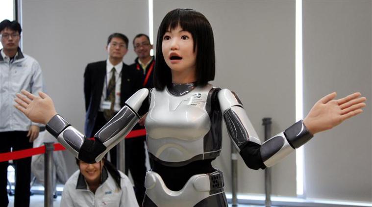 albergo robot