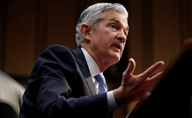 Fed, Powell indica rialzo tassi