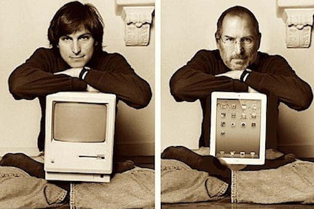 I prodotti apple 40 anni di storia startmag for 2 pacchetti di garage di storia