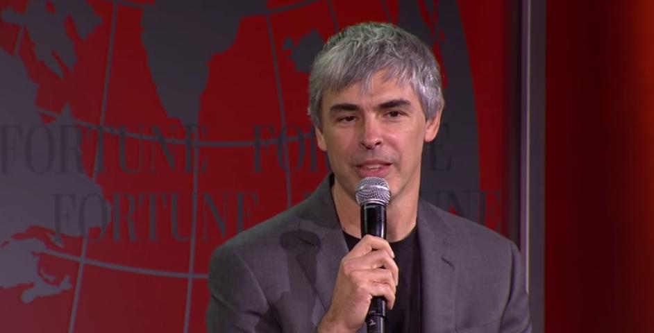 Larry Page Super Ricchi