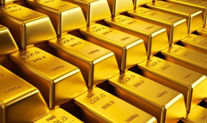 oro riserve auree BITCOIN
