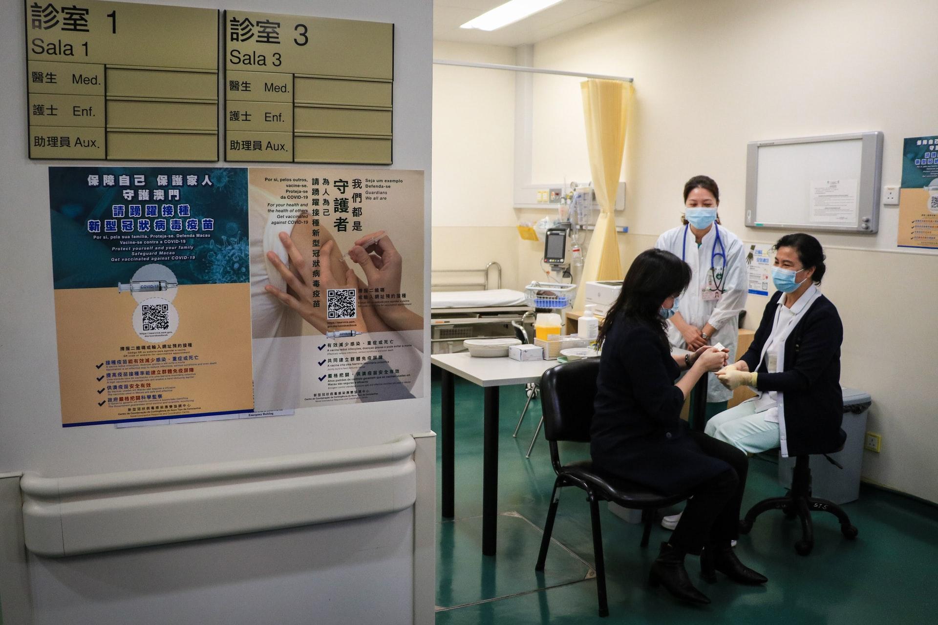 Vaccini Cina