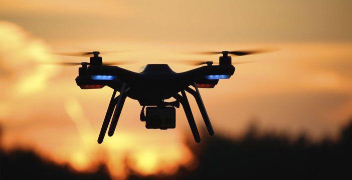 droni Covid-19 Enac