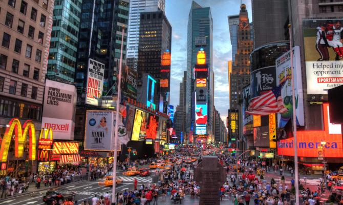 New York Pranzi Affari