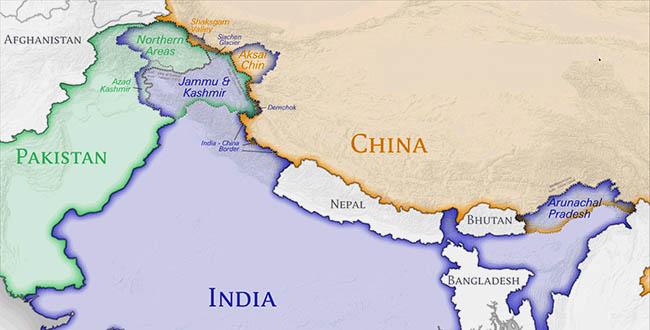 cina india davos