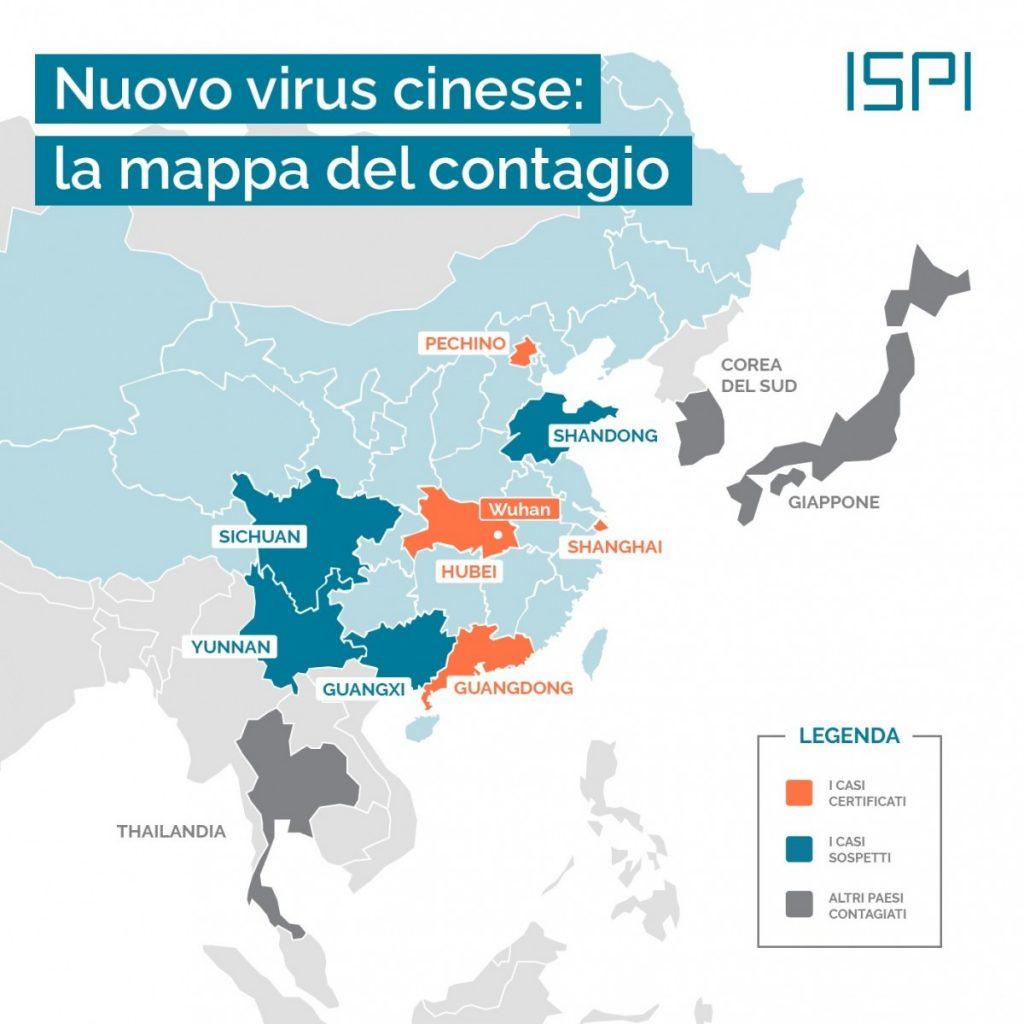 L'origine del virus? Pechino si rifiuta di indossare il cappello 2