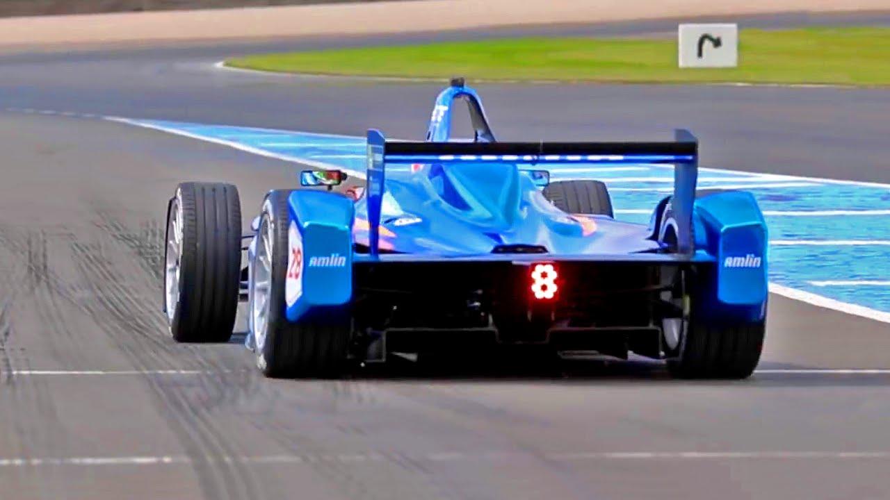 Formula E: Il Campionato Delle Auto Elettriche In Arrivo In Italia Diventa Vetrina Per L'innovazione