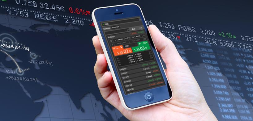 Trading Mobile, Come Guadagnare Con Il Cellulare