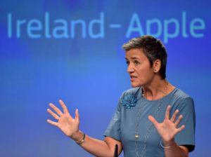 multa apple vestager