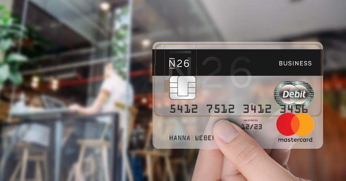 N26, La Prima Banca Interamente Per Smartphone