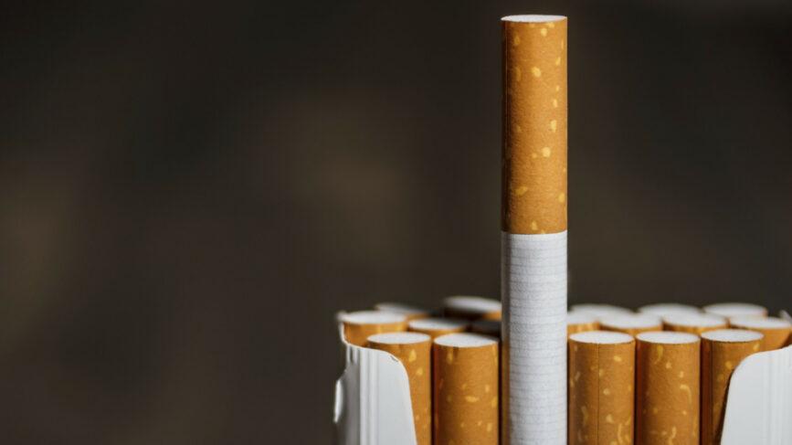 Biden Nicotina