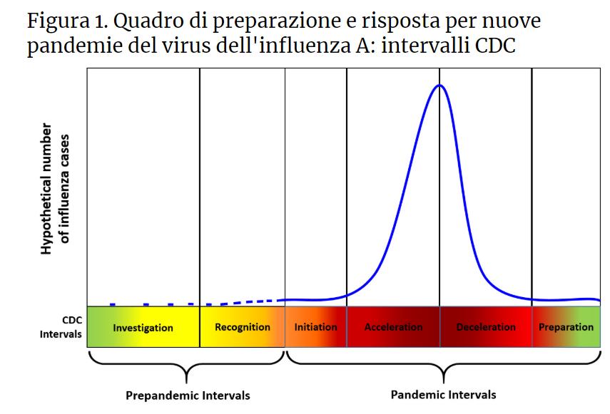 fasi pandemia