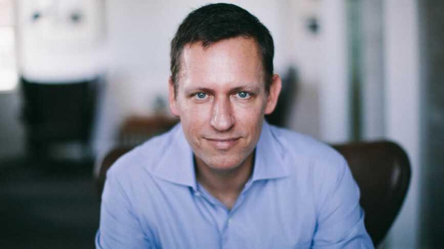 Peter Thiel Silicon Valley Trump