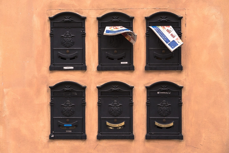 Pubblicità Postale