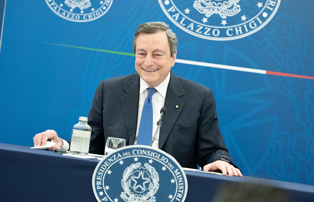 Italia Draghi