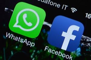 pubblicità su whatsapp facebook