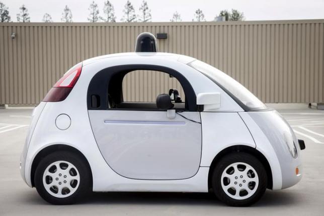 Google Auto senza conducente