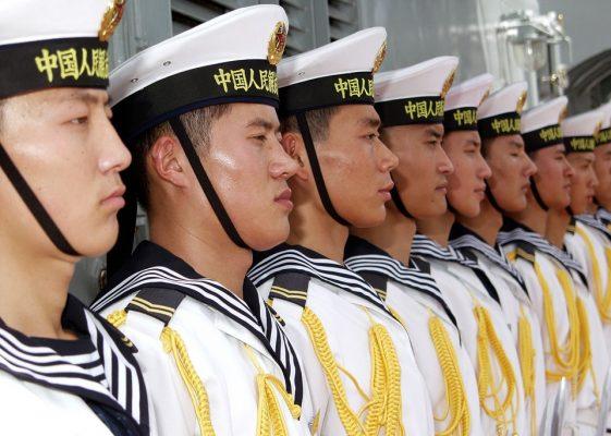 Cina marina Gibuti