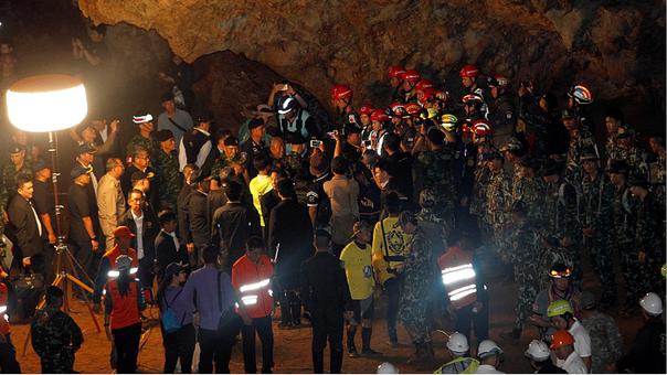 Thailandia: tutti in salvo