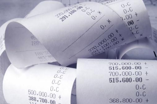 scontrino lotteria