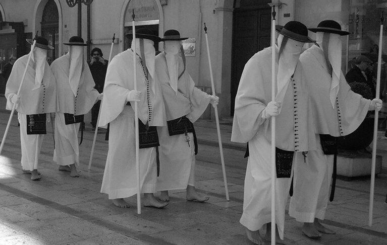 Processione Dei Misteri Taranto