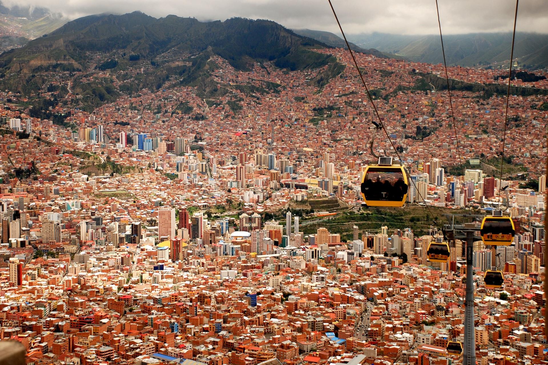 Debito Estero Bolivia