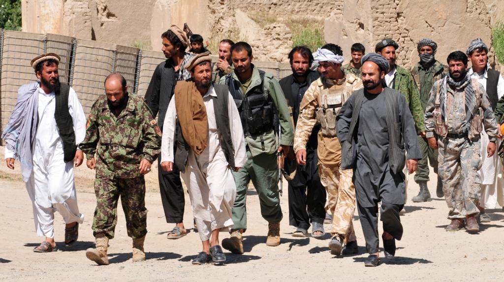 Talebani Gasdotto