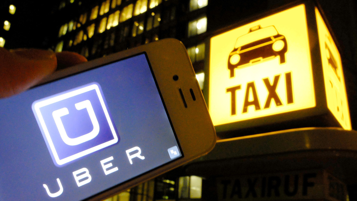 sharing economy Uber
