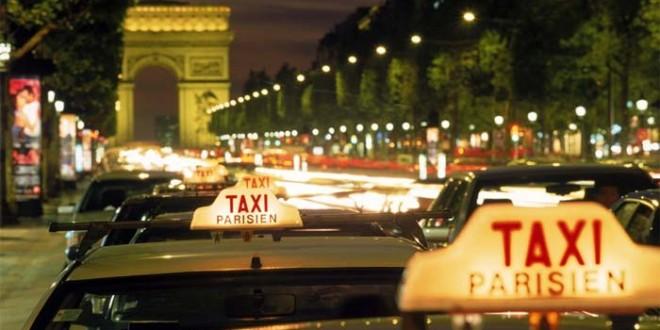 Uber - Taxi Parigi