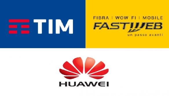 TIM, Fastweb e Huawei accendono un'antenna 5G a Matera