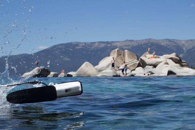 drone sottomarino
