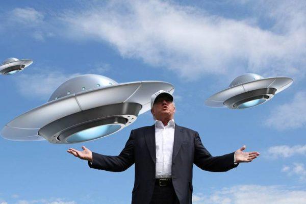 Come Congresso e Pentagono considerano gli avvistamenti di Ufo ...