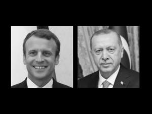 turchia Francia Erdogan Macron